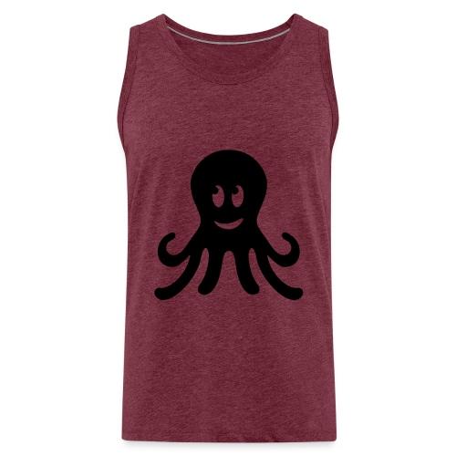 Octopus - Mannen Premium tank top