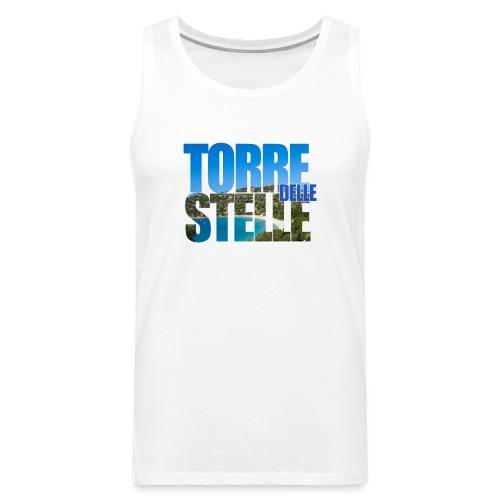 TorreTshirt - Canotta premium da uomo