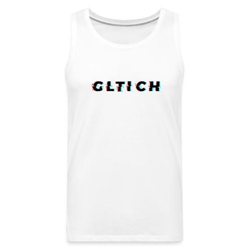 Glitch - Men's Premium Tank Top