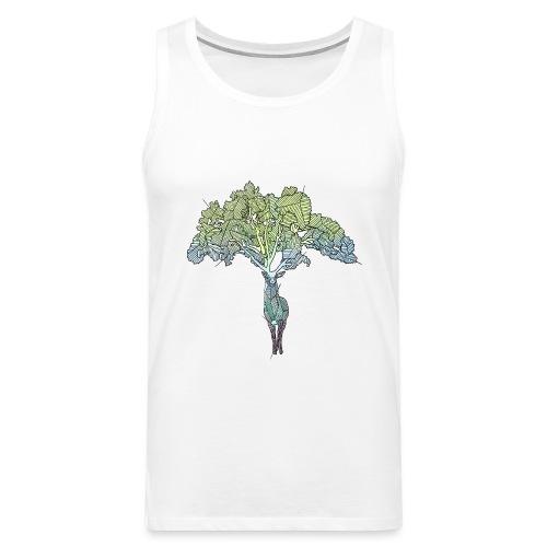 Treedeer - Men's Premium Tank Top
