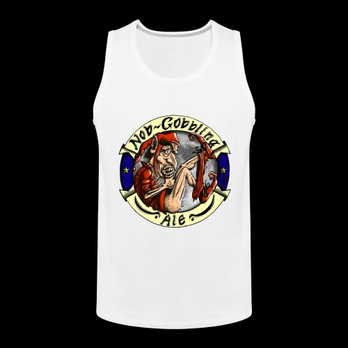 Goblin Ale T-Shirt - Men's Premium Tank Top