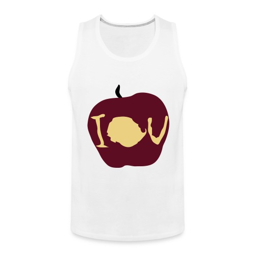 IOU (Sherlock) - Men's Premium Tank Top