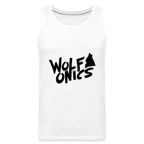 Wolfonics - Männer Premium Tank Top