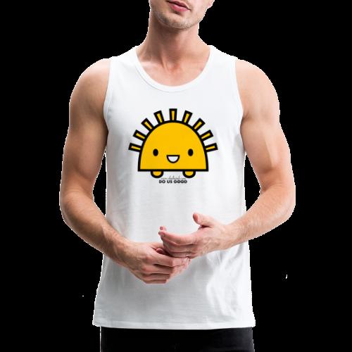 SUNNY - Miesten premium hihaton paita
