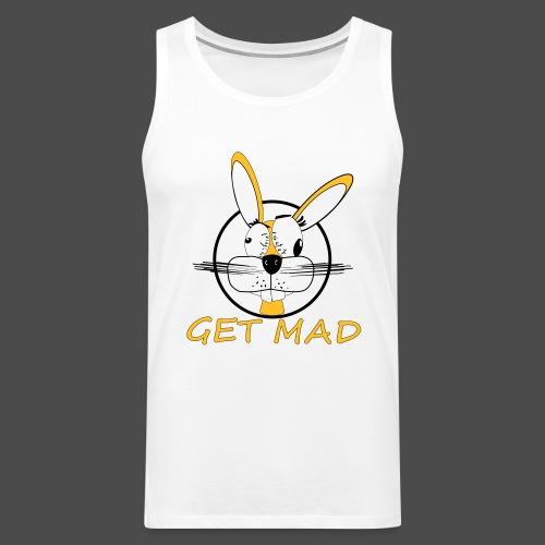 Mad Bunny 2 - Men's Premium Tank Top