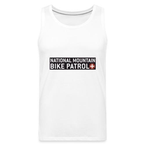 National Mountain Bike Patrol - Männer Premium Tank Top