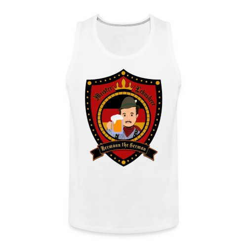 Hermann the German - Men's Premium Tank Top