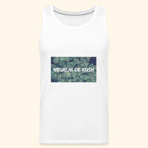 NEURCHI DE KUSH - Débardeur Premium Homme