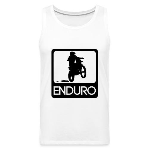 Enduro Rider - Männer Premium Tank Top