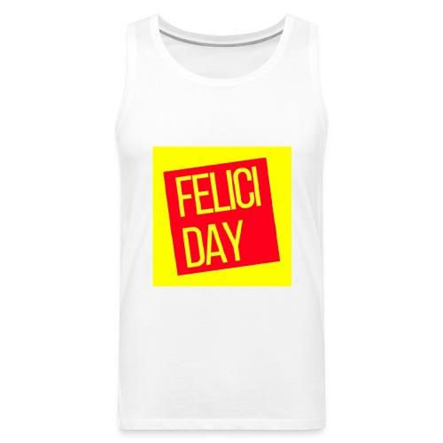 Feliciday - Tank top premium hombre