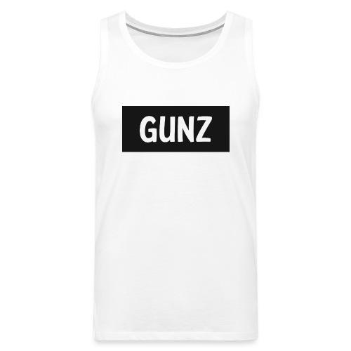 Gunz - Herre Premium tanktop
