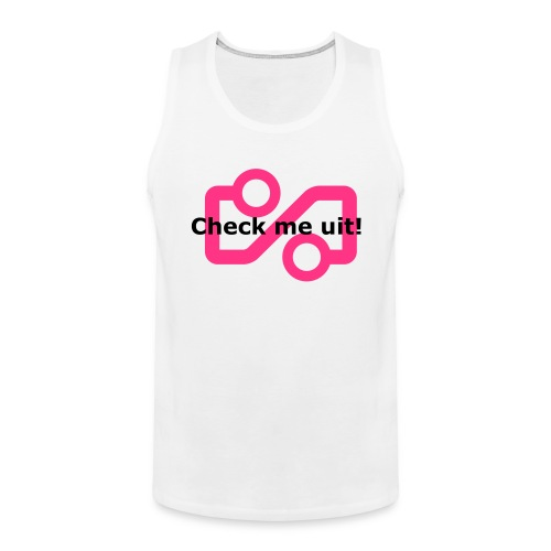 Check me Uit! - Men's Premium Tank Top