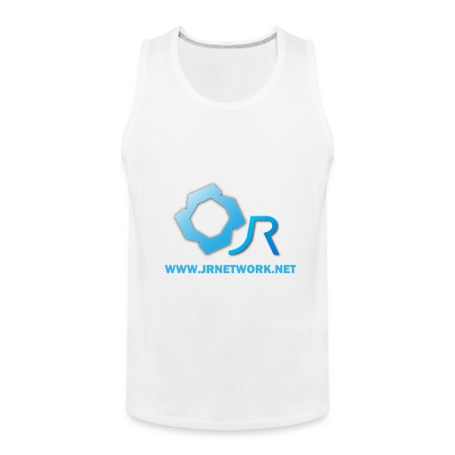 Official Logo - Men's Premium Tank Top
