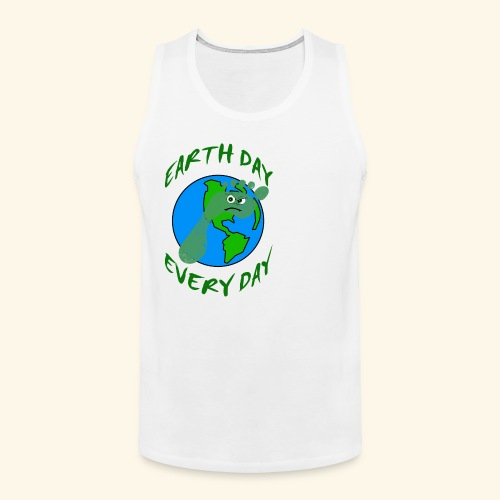Earth Day Every Day - Männer Premium Tank Top