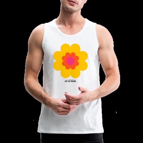 BIG SUNSHINE - Miesten premium hihaton paita