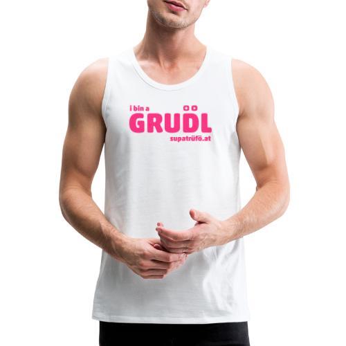 supatrüfö grudl - Männer Premium Tank Top