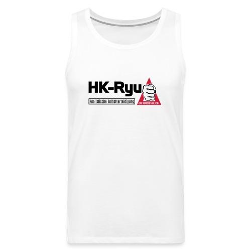 HK-RYU Basic - Männer Premium Tank Top