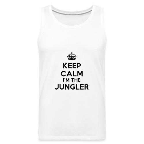 Keep calm I'm the Jungler - Débardeur Premium Homme