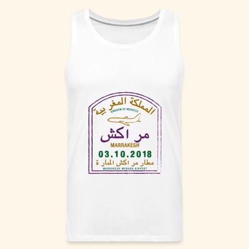 marrakeche - Débardeur Premium Homme