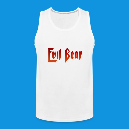 Evil Bear tank - Men's Premium Tank Top