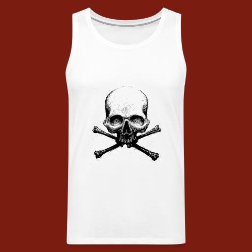DeadSkull - Men's Premium Tank Top