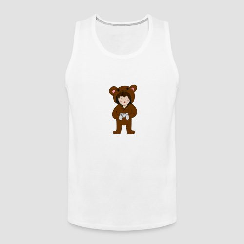 Bear Chibi - Männer Premium Tank Top