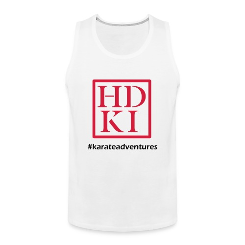 HDKI karateadventures - Men's Premium Tank Top