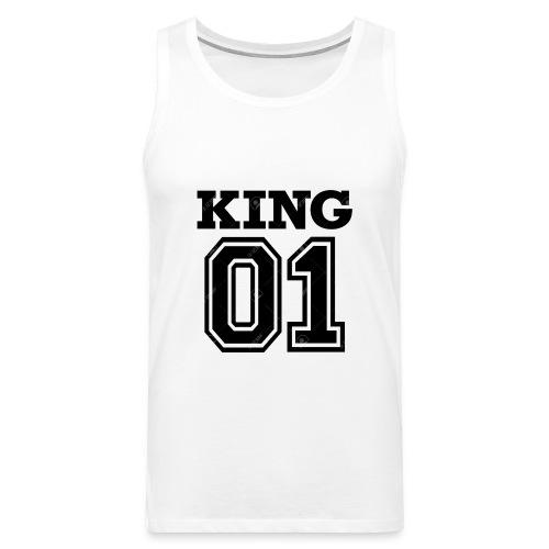 King 01 - Débardeur Premium Homme