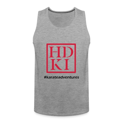 HDKI karateadventures - Men's Premium Tank Top