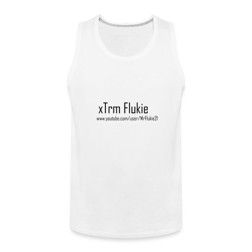 xTrm Flukie - Men's Premium Tank Top