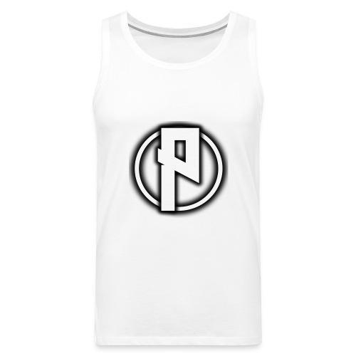 Priizy t-shirt black - Men's Premium Tank Top
