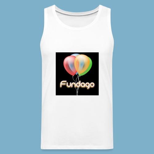 Fundago Ballon - Männer Premium Tank Top