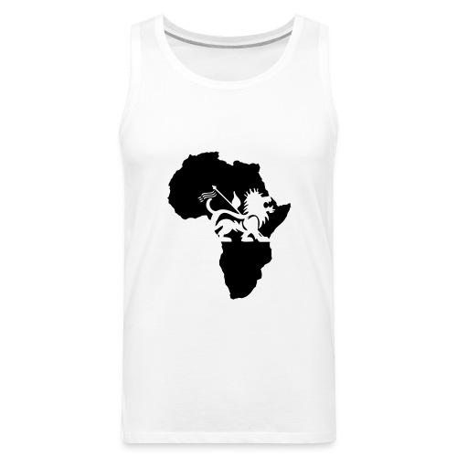 lion_of_judah_africa - Men's Premium Tank Top
