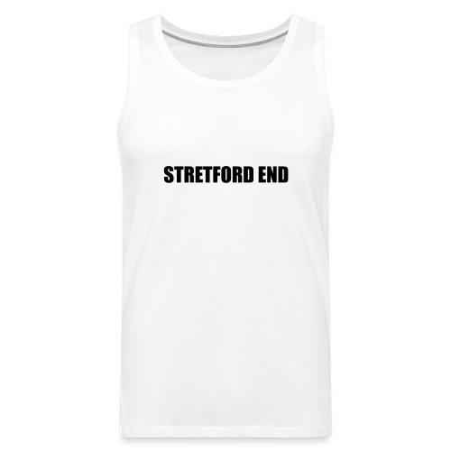 Stretford End - Men's Premium Tank Top
