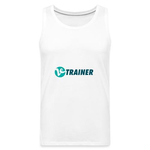 VTRAINER - Tank top premium hombre