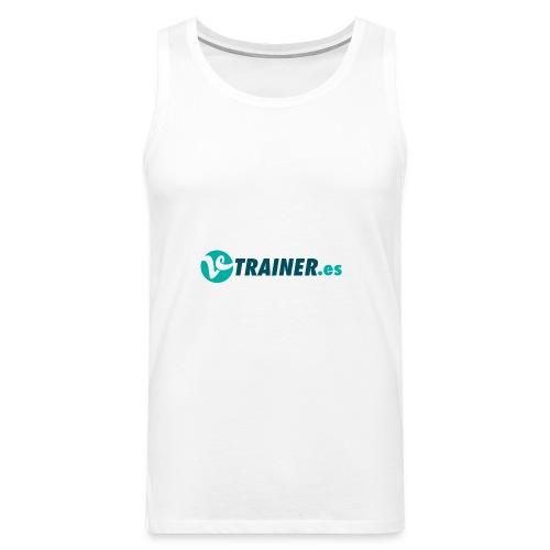 VTRAINER.es - Tank top premium hombre