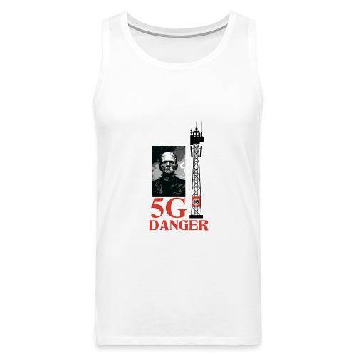 5 G DANGER - Men's Premium Tank Top