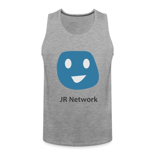 JR Network - Men's Premium Tank Top