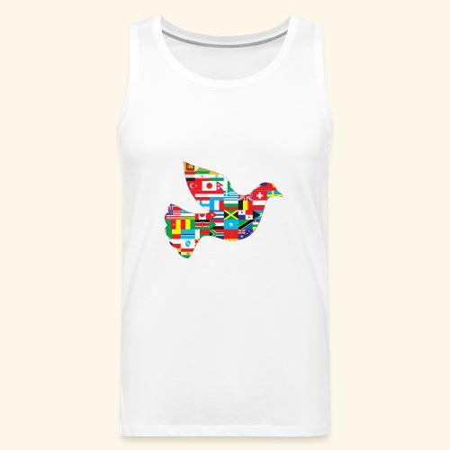 countrys t-shirt - Tank top premium hombre