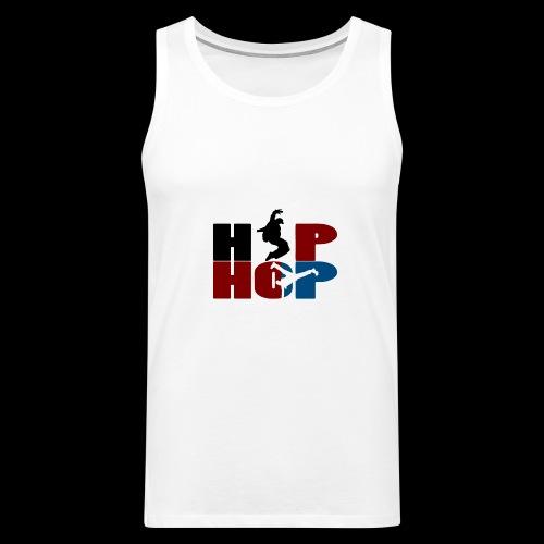 hip hop - Débardeur Premium Homme