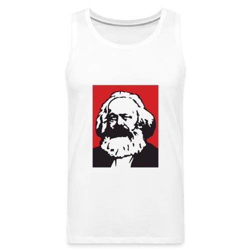 Karl Marx - Canotta premium da uomo