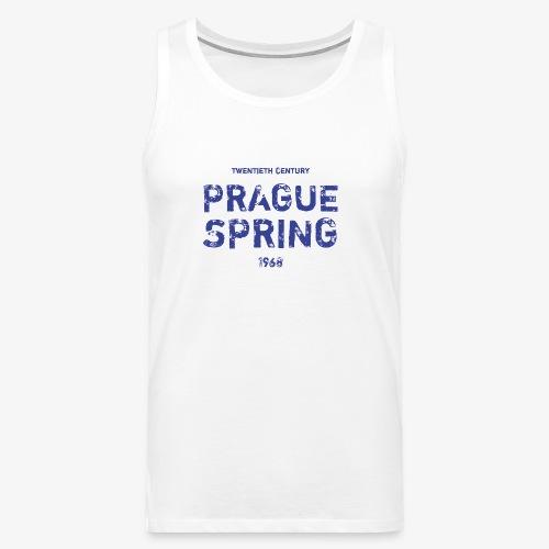 Prague Spring - Canotta premium da uomo