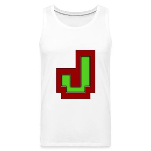 Stilrent_J - Herre Premium tanktop