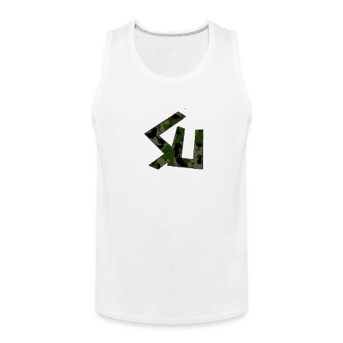 Logo 22 png - Men's Premium Tank Top