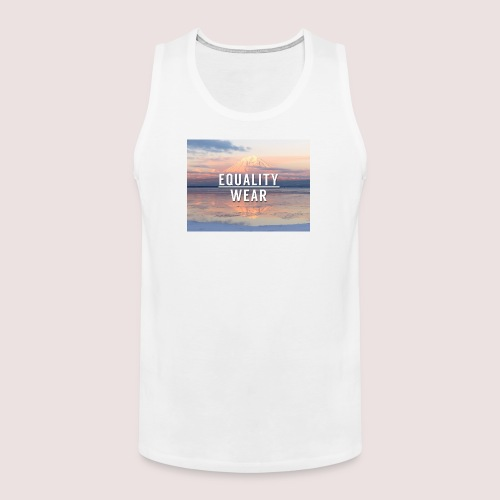 Mountain Equality Edition - Men's Premium Tank Top