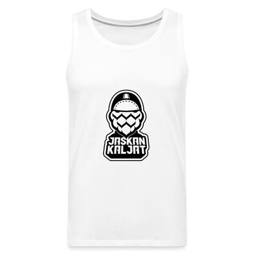 JaskanKaljat - Miesten premium hihaton paita