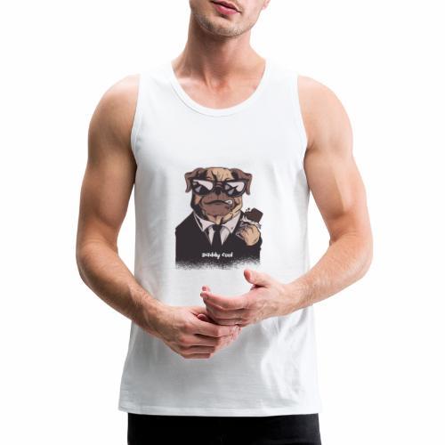 Daddy Cool Mops - Männer Premium Tank Top