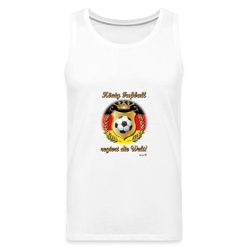 König Fussball03 - Männer Premium Tank Top