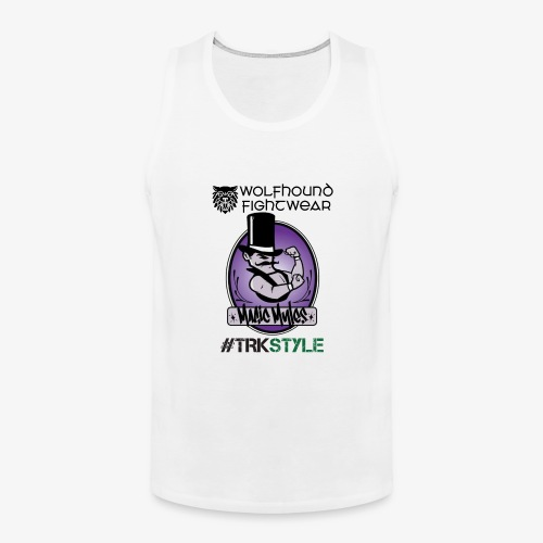 myles front 0518 - Men's Premium Tank Top