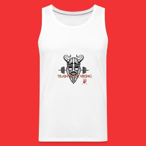 Viking Skull UCP 2 Copie png - Débardeur Premium Homme